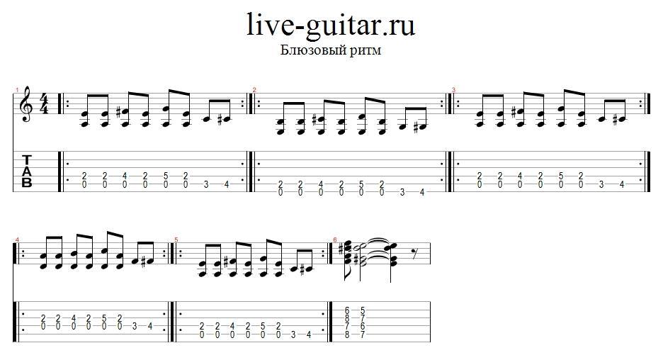 Табулатуры Для Гитар Про