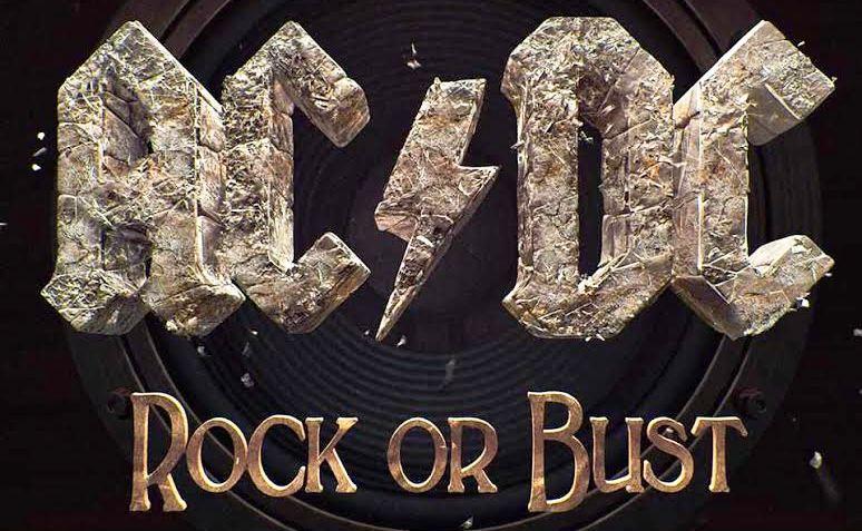 Новый альбом AC/DC Rock or Bust